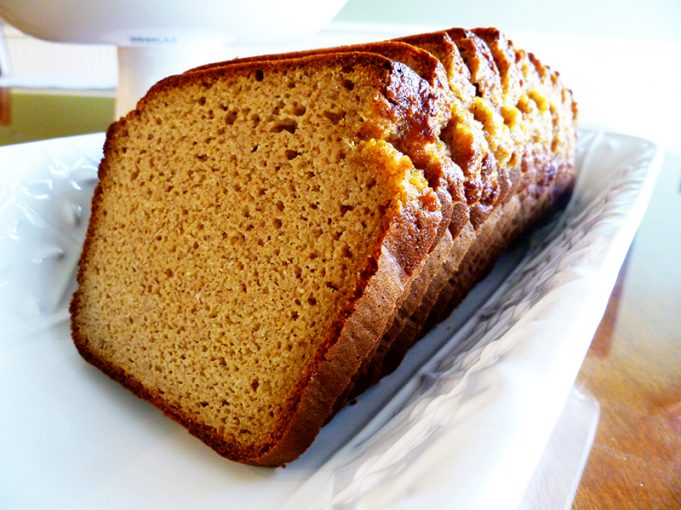 Yummy Grain-Free Bread (Paleo, GAPS, SCD, grain-free, dairy-free, and refined-sugar free)