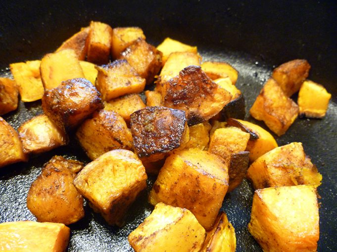 Roasted Butternut Squash (AIP, Paleo, GAPS, SCD)