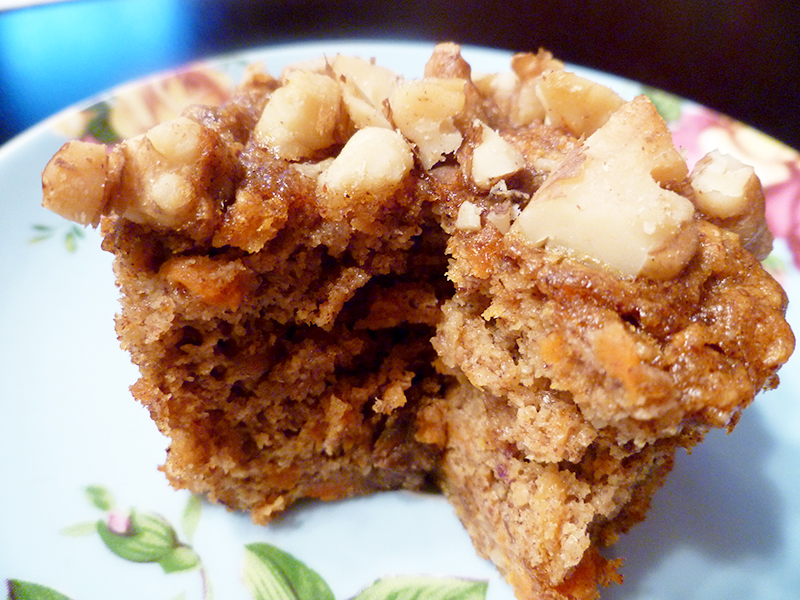 Scd Carrot Cake Muffins