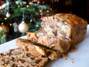 World's Best Fruitcake Ever (gluten free, refined sugar free)