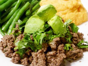 Simple but Tasty Ground Beef (AIP, Paleo, GAPS, SCD)