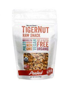 TigerNut Raw Snack – Peeled 5oz