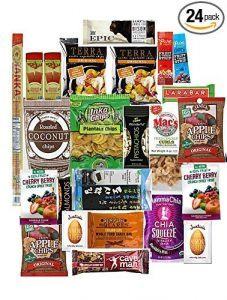 Paleo Snack Pack Variety Box (24 Count)