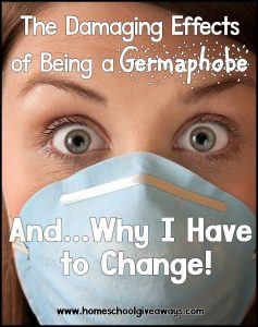 The Damaging Effects of Being a Germaphobe & Why I Have to Change