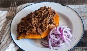 Instant Pot BBQ Pulled Chicken (AIP Compliant)