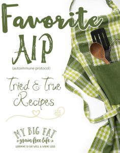 Favorite AIP Tried & True Recipes