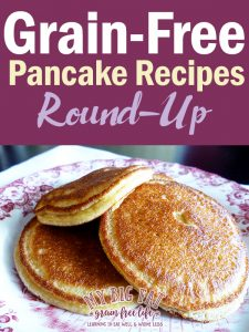 22 Grain-Free Pancake Recipes