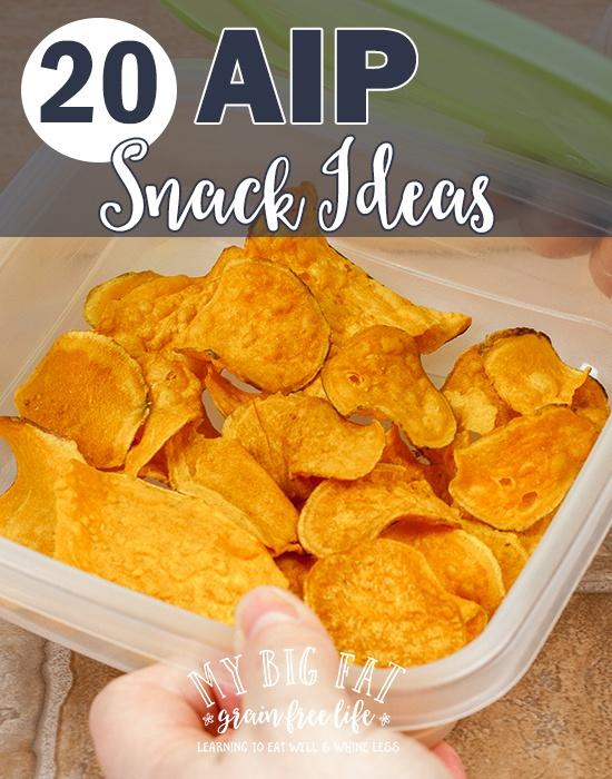 AIP-snacks
