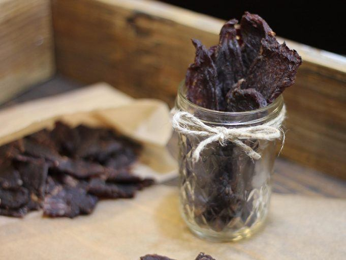 Beef Jerky (AIP, Paleo, with SCD, GAPS option)