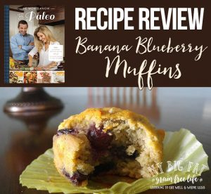 Recipe Review: Banana Blueberry Muffins