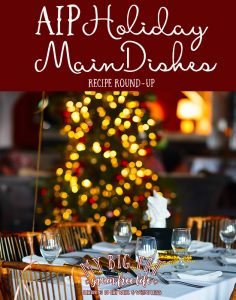 17 AIP Holiday Main Dishes