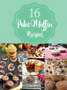 16 Paleo Muffin Recipes